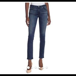 Ag Adriano Goldschmied Jeans - Ag jeans the Prima mid-rise cigarette size 26R